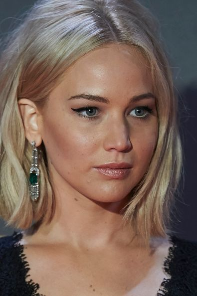 Jennifer Lawrence Hair Long Bob Google Search Mijulastyles